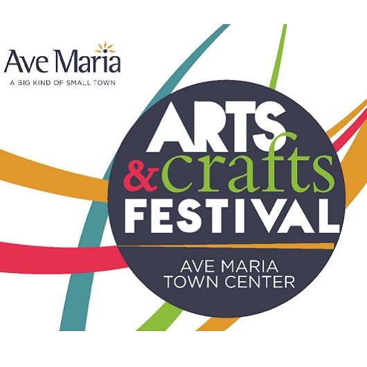 Arts and Crafts Festival logo Ave Maria, Florida