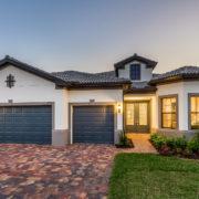Model Home Exteriors