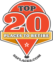 Top 20 Places to Retire
