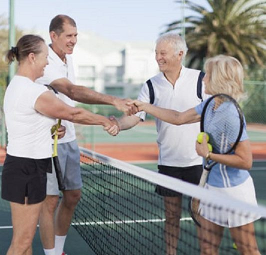 Tennis Del Webb Naples