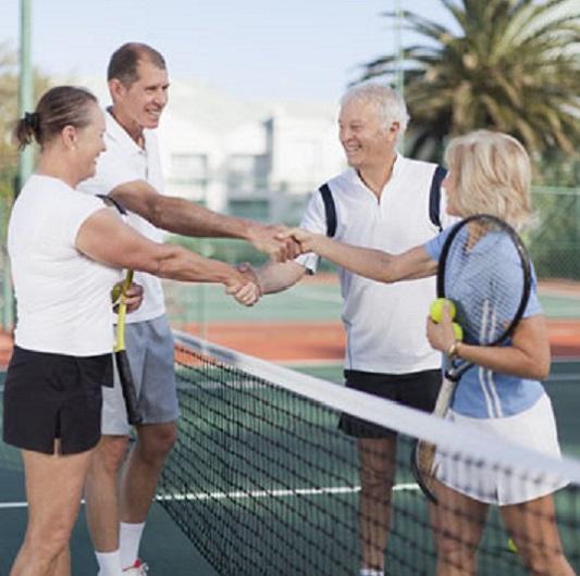 Tennis Del Webb Naples