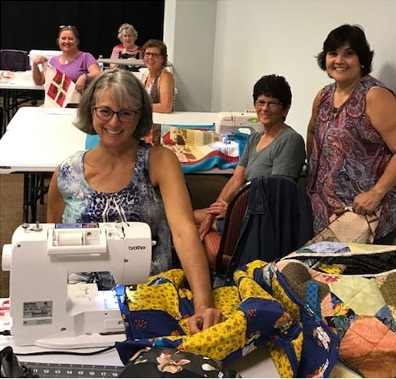 Quilting Group_HOA