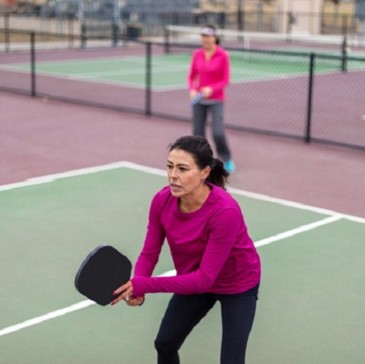 Pickleball Outdoors at Del Webb Naples Ave Maria, FL