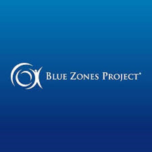 Blue Zones Project flyer, Ave Maria, Florida