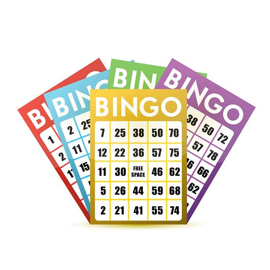 Multiple Bingo Cards