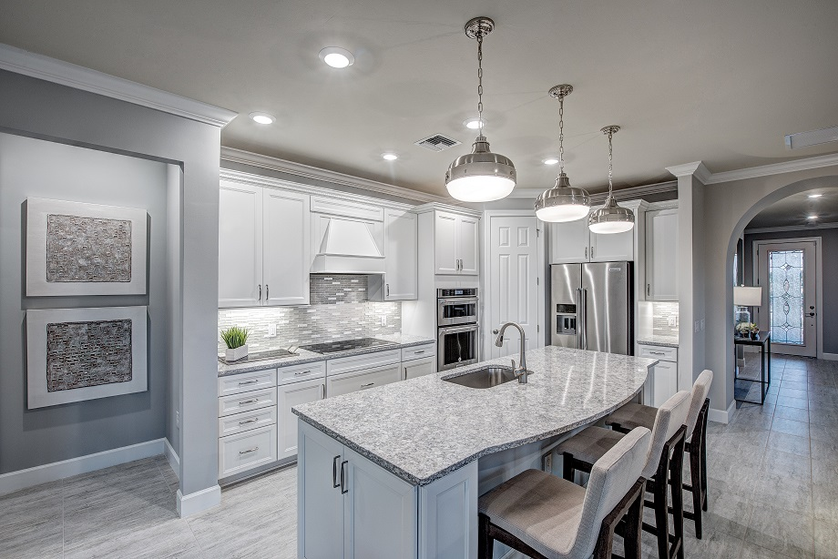 Summerwood kitchen from Avalon Park by Pulte Homes