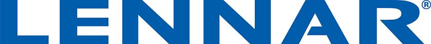 Lennar Logo - Blue