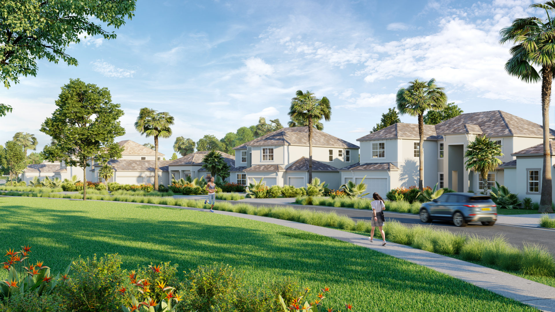The National at Ave Maria Neighborhood rendering