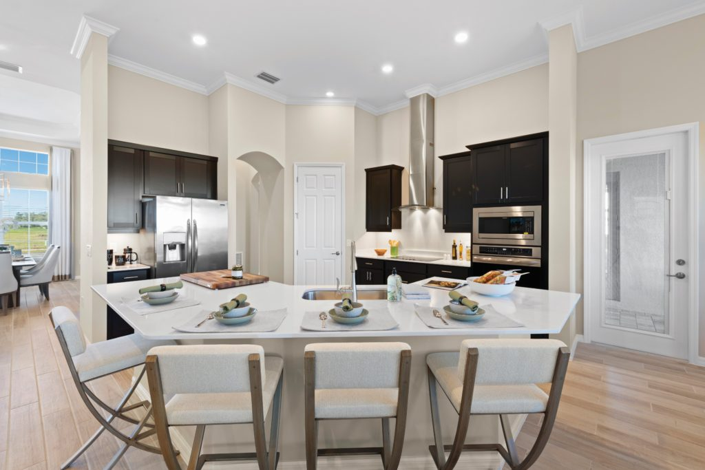 BougainvilleaII Kitchen interior Lennar Homes