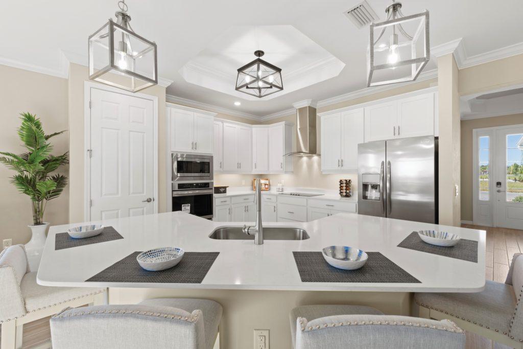 Victoria Kitchen interior Lennar Homes