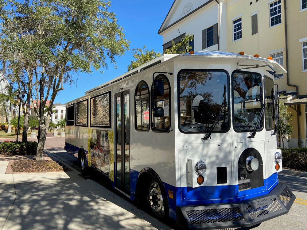 Trolley-Tours