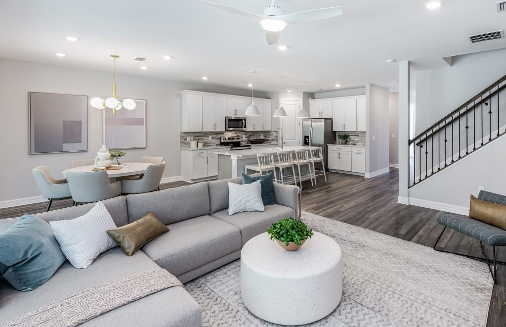 Avalon Park by Pulte Homes Whitestone Gathering Room
